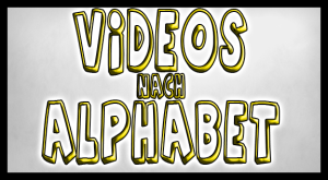 Button videos nach alphabet