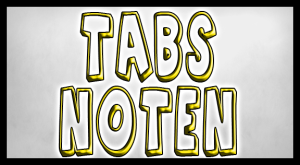 Button TabsNoten